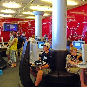 Интернет-кафе Щучьего