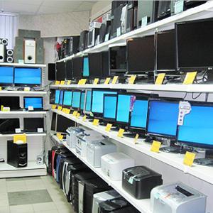 Компьютерные магазины Щучьего