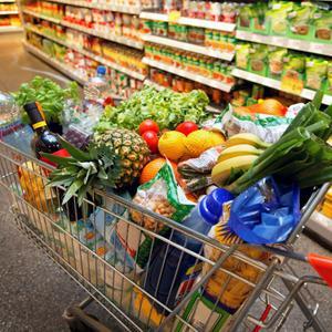 Магазины продуктов Щучьего