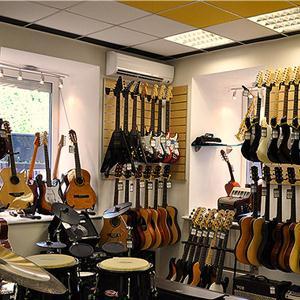 Музыкальные магазины Щучьего