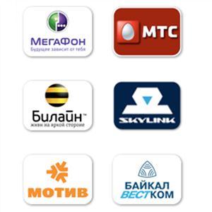 Операторы сотовой связи Щучьего
