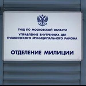 Отделения полиции Щучьего