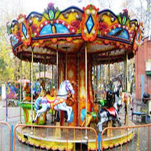 Парки культуры и отдыха Щучьего