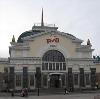Железнодорожные вокзалы в Щучьем