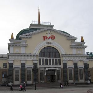 Железнодорожные вокзалы Щучьего